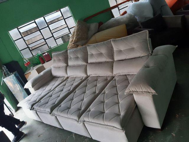 Fabricação e reforma de sofá  - Foto 3