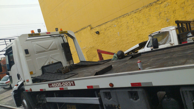 Guincho plataforma - Ford Cargo 1319 - Foto 4