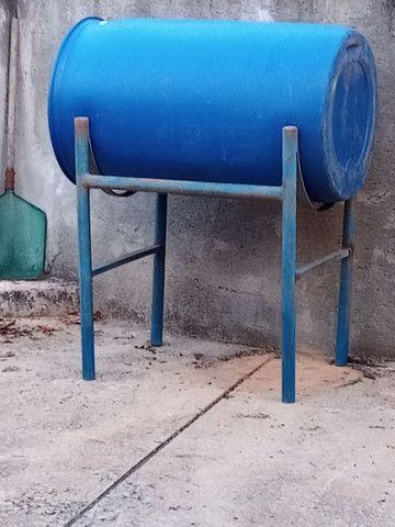 Suporte com tambor - Foto 3