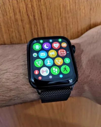 Smartwatch faz ligação (W26/Iwo 12) - Foto 2