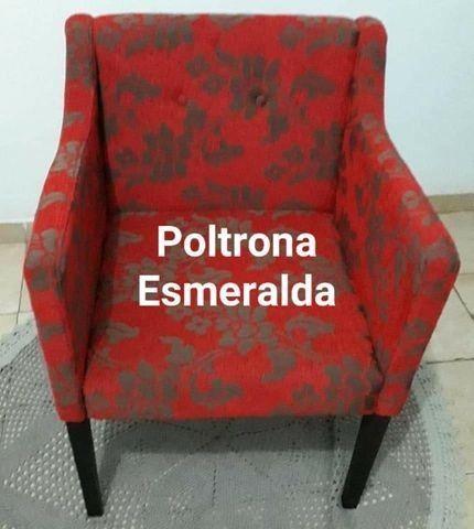 Poltrona Esmeralda