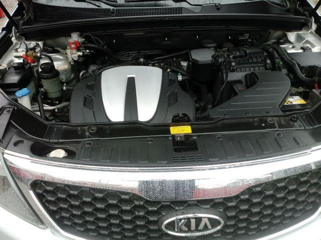 Kia Sorento EX3 Top de linha V6 277CV 7 lugares 4wd. - Foto 10