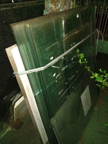 Vendo vidros liso e canelado - Foto 3