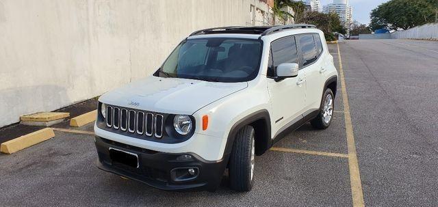 Jeep Renegade Longitude 1 8 4x2 Flex 16v Aut 2016 735581256 Olx