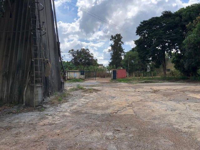 Terreno 6480 m2 Pato de Minas,Usina concreto e cimento com  - Foto 8