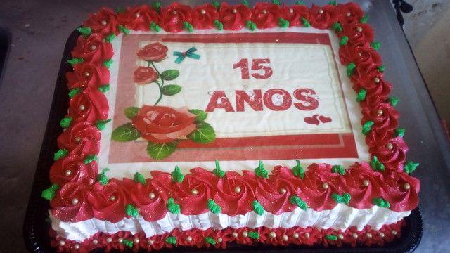 Promoção de bolos de festa à 100,00 - Foto 2