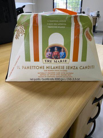 IL Panettone Milanese Senza Canditi - Tre Marie - Foto 2
