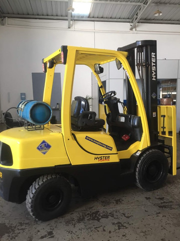 Hyster H70FT, 2011, 3.500kg, reformada e revisada - Foto 2