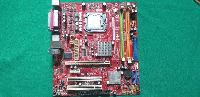 Kit Para Montar Computador Para Estudo E Trabalho - Foto 2