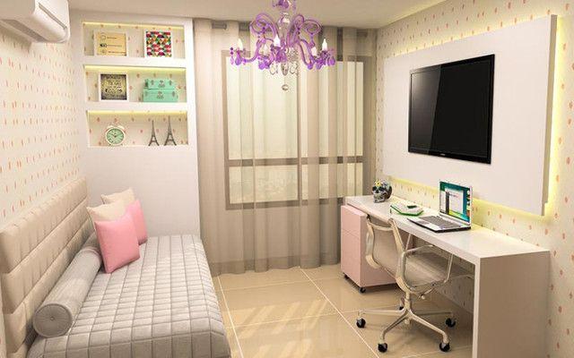 Lançamento! Apt. com 2 quartos no Cabo Branco com área de lazer - Foto 20