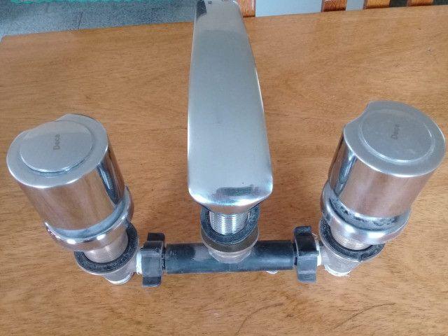 Torneira Misturador DECA para banheiro - Foto 3