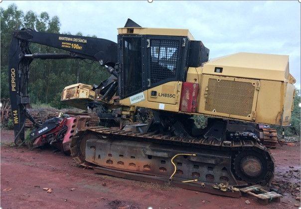 Harvester LH855C Tiger Cat 2014 - #7461 - Foto 2
