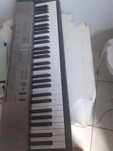 Vende um teclado casio - Foto 4