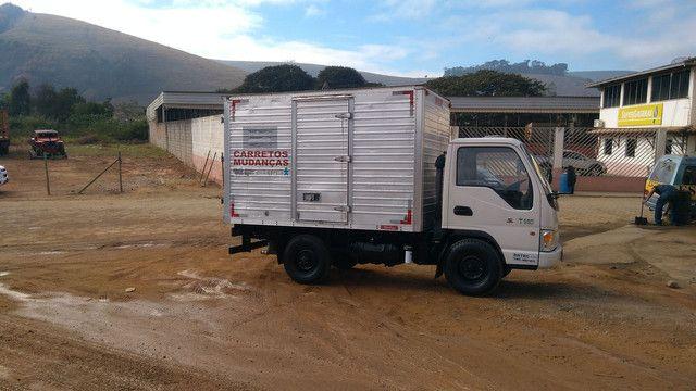 Caminhão JAC t 140