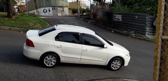 Vw / Voiage 1.6 8v completo 2012 troco carro/moto - Foto 5