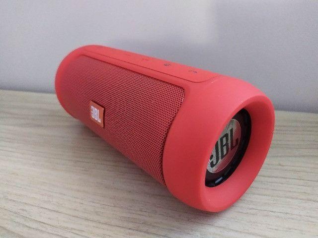 Caixinha de Som Bluetooth Potente Top - Charge 2+ - Foto 3