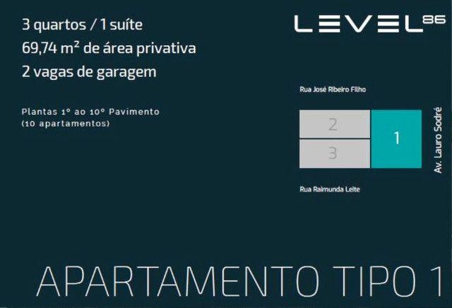 Lançamento - Condomínio Residencial ?Level 86? - Foto 13