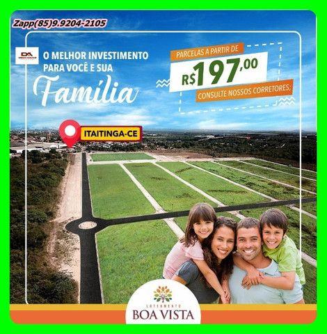 Loteamento em Itaitinga( Ligue já)!! - Foto 10