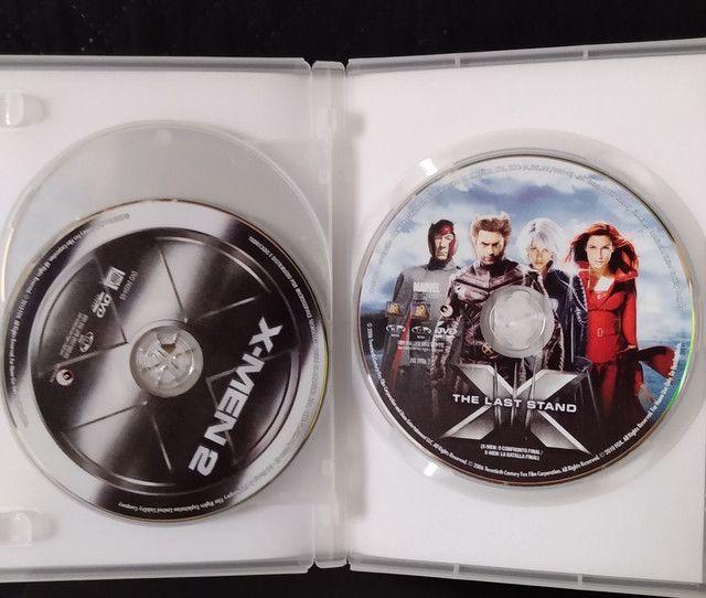 X-men Trilogia Box 3 dvds - Foto 3