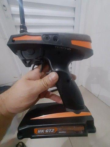 Controle de Carrinho a Bateria - Foto 2