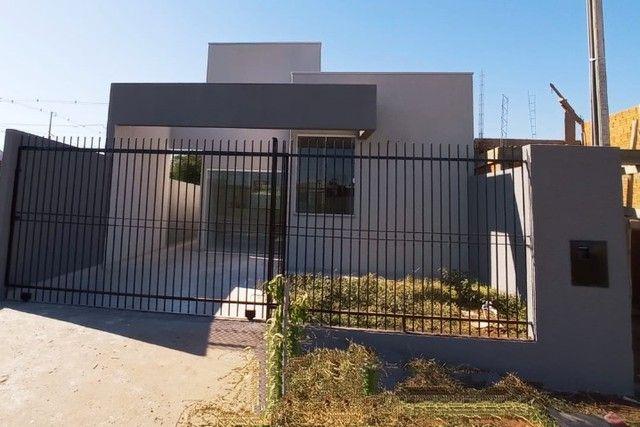 Casa para Financiamento -Fase de acabamento - Umuarama Parana