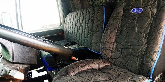 Ford Cargo 8115 ótimo estado/ - Foto 6