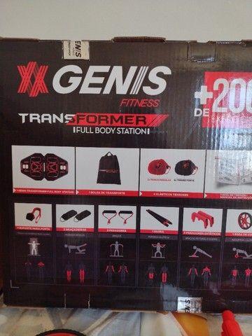 Aparelho de Ginástica Genis fitness novo na caixa  - Foto 3