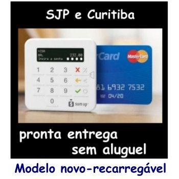 Maquininha de Cartão SumUp Top sem aluguel