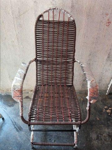 Vende ser cadeira de molas Sor  liga * - Foto 2
