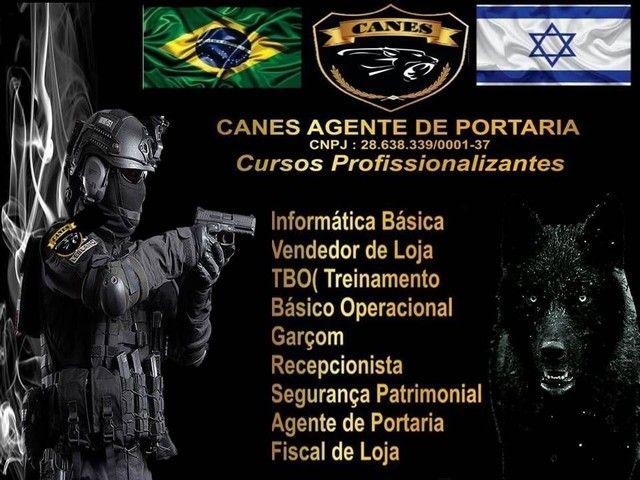 Curso de Agente de Portaria * Fiscal de Loja - Foto 3