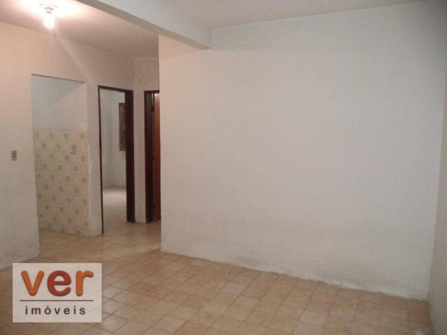Apartamento para alugar, 52 m² por R$ 1.000,00/mês - Benfica - Fortaleza/CE - Foto 3