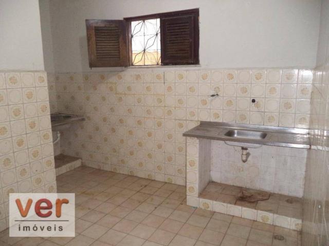 Apartamento para alugar, 52 m² por R$ 1.000,00/mês - Benfica - Fortaleza/CE - Foto 11