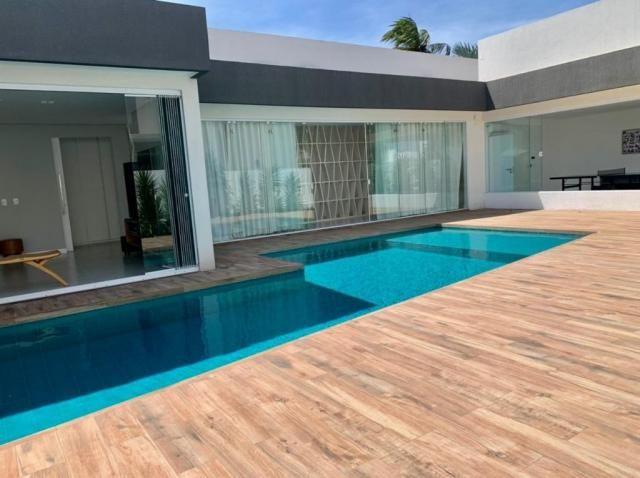 Vendo Excelente Casa LAGUNA 509 m² 4 Quartos 3 Suítes c/ Closets Piscina Aquecida Espaço G - Foto 2