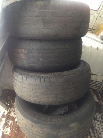Pneus 205/55/16 Bridgestone Tunaza  - Foto 6