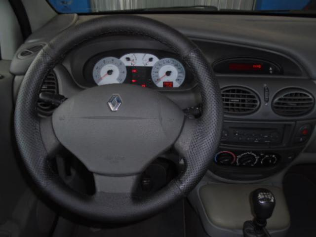 RENAULT SCENIC AUTHENTIQUE KIDS 1.6 16V HI-FLEX  - Foto 17