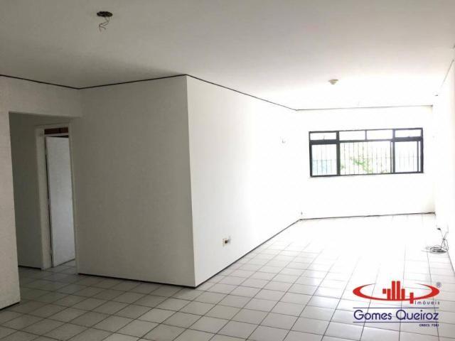 Apartamento com 3 dormitórios para alugar, 129 m² por R$ 1.400/mês - Dionisio Torres - For - Foto 11