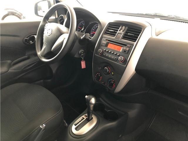 Nissan Versa 1.6 16v flex sv 4p xtronic - Foto 11