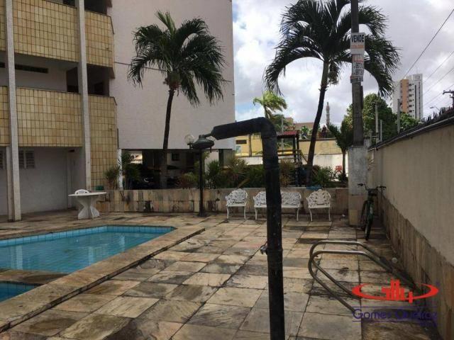 Apartamento com 3 dormitórios para alugar, 129 m² por R$ 1.400/mês - Dionisio Torres - For - Foto 5