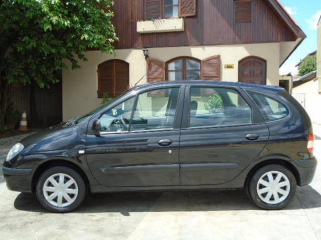 RENAULT SCENIC AUTHENTIQUE KIDS 1.6 16V HI-FLEX  - Foto 14