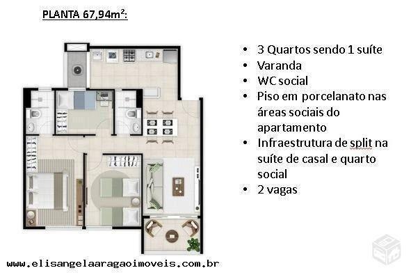 Oportunidade no Benfica, Próximo ao Shopping! Apartamento com 2 Quartos - Foto 11