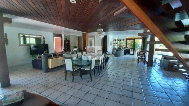Mansão no Cond Torquato de castro aldeia/598m/ 4 suites/espaço gourmet com piscina/luxo - Foto 11