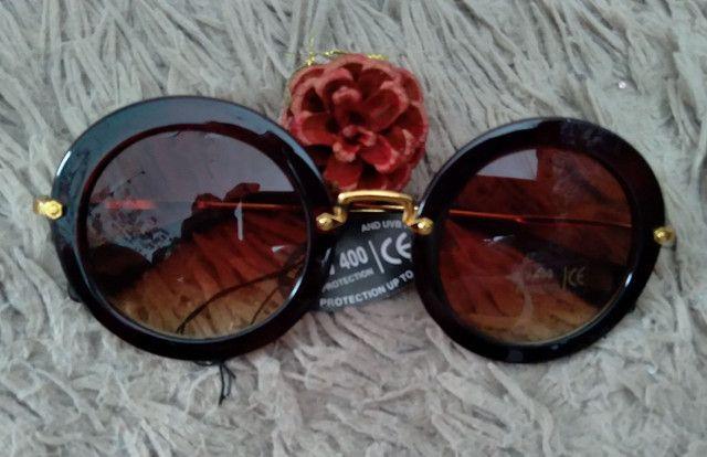 Óculos de sol com proteção UV - Foto 2