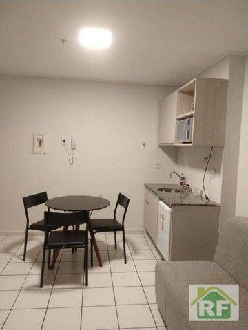 Flat com 1 dormitório para alugar, 30 m²- Ilhotas - Teresina/PI - Foto 9