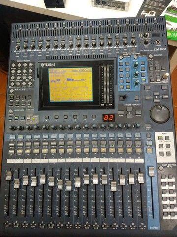 Mesa de som Yamaha DM 1000  - Foto 2