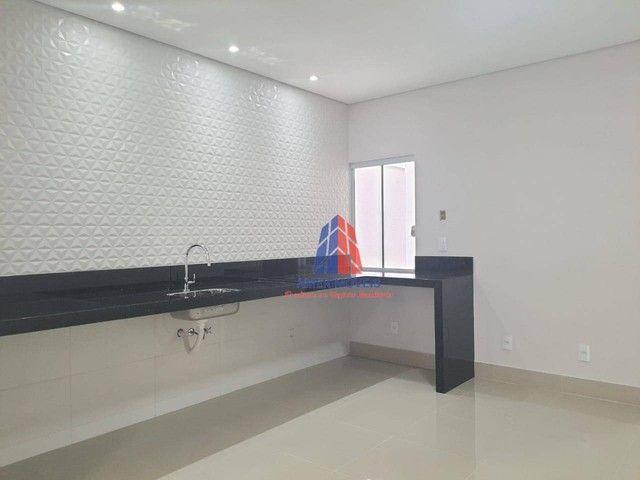 Casa com 3 dormitórios à venda, 119 m² por R$ 437.000,00 - Jardim Santa Rosa - Nova Odessa - Foto 7