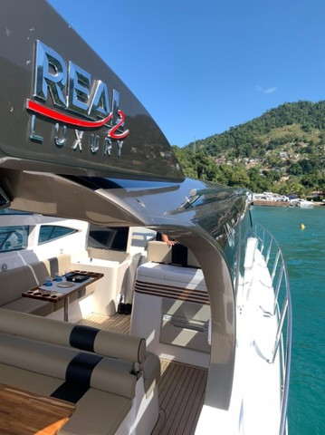 Real 40 HT Luxury Modelo 2021 - Real Powerboats - Gasolina / Diesel  - Foto 2