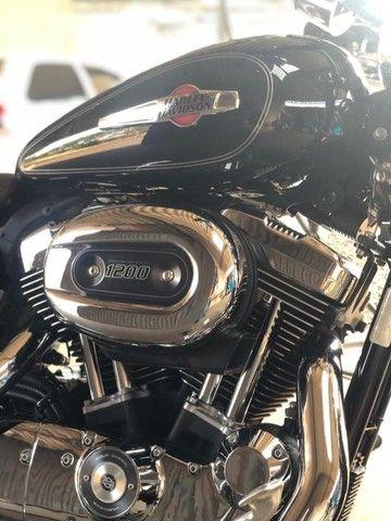 Harley Davidson XL 1200 - Incrível  - Foto 6
