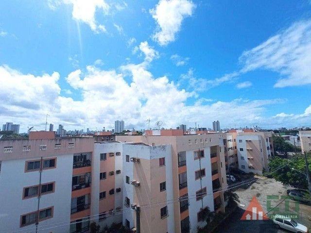 Apartamento com 2 dormitórios para alugar, 56 m² por R$ 1.350,00/mês - Iputinga - Recife/P - Foto 8