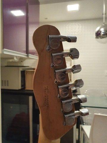 Guitarra Fender Squier Tele California - SOMENTE VENDA - Foto 4