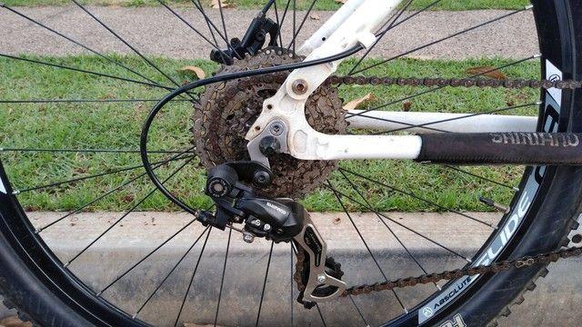 Bicicleta MTB 29 Full Suspension - Foto 4